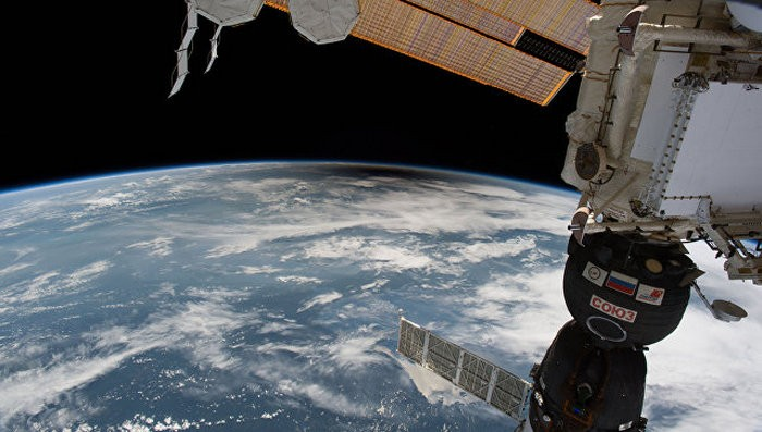 Орбита МКС возрастет на800 метров