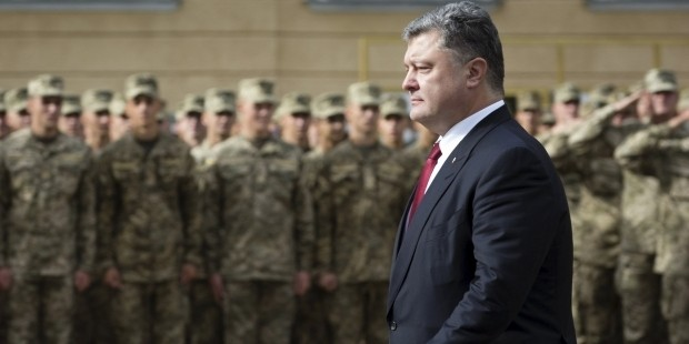 Порошенко экстренно собрал «военный кабинет»