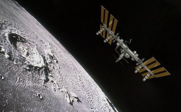 Роскосмос иНАСА договорились осоздании станции наорбите Луны