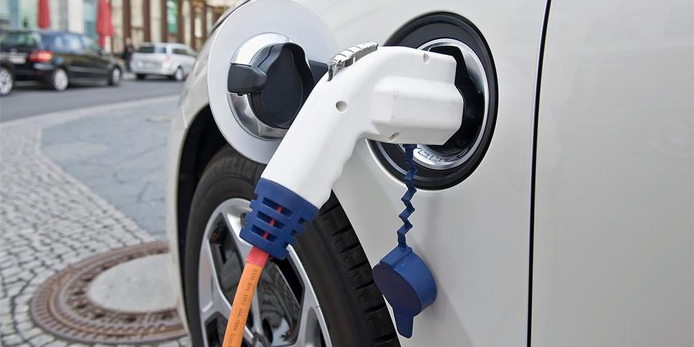 В РФ зарегистрирована 1,1 тыс. электромобилей