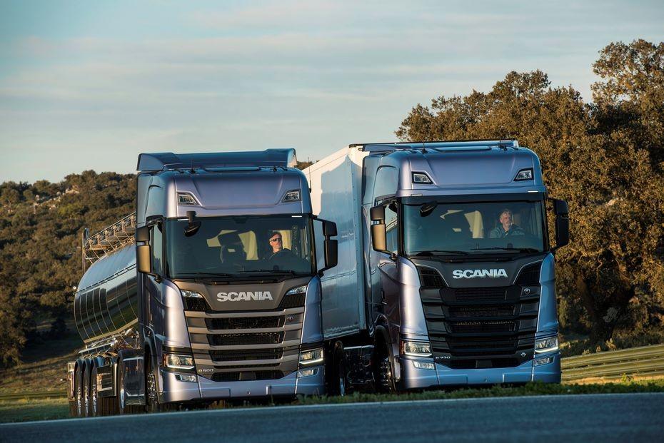 Компания Scania оштрафована на880 млн евро закартельный сговор