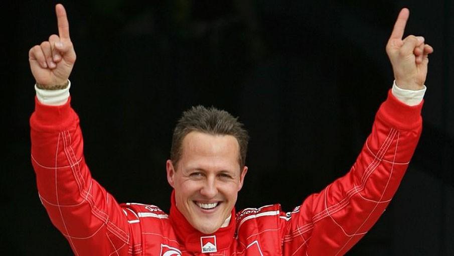 Болид Шумахера Феррари F2001 продадут нааукционе вСША