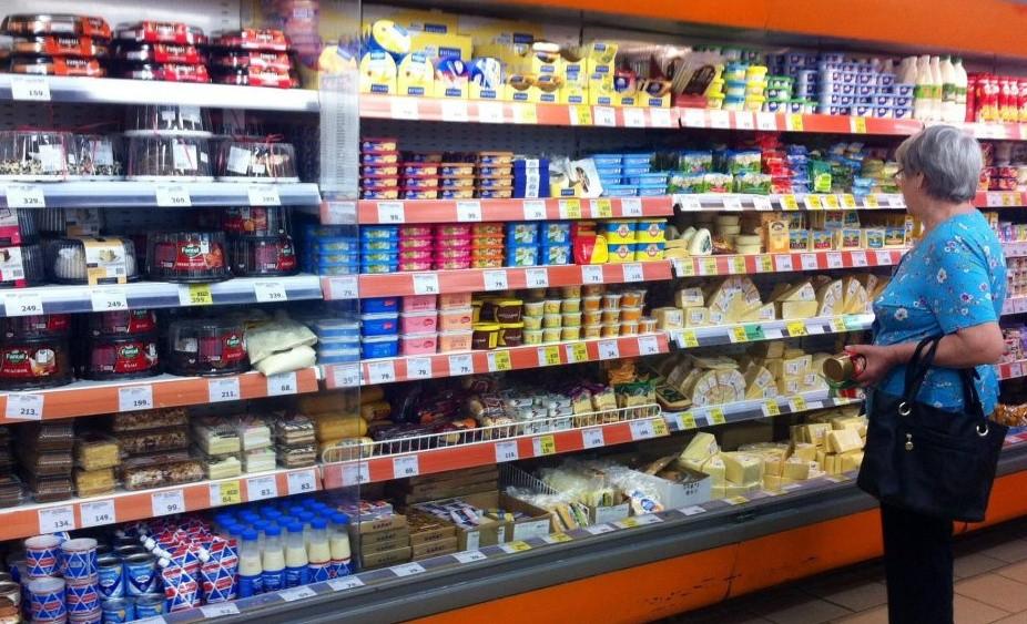 ВБашкирии возросли цены напродукты