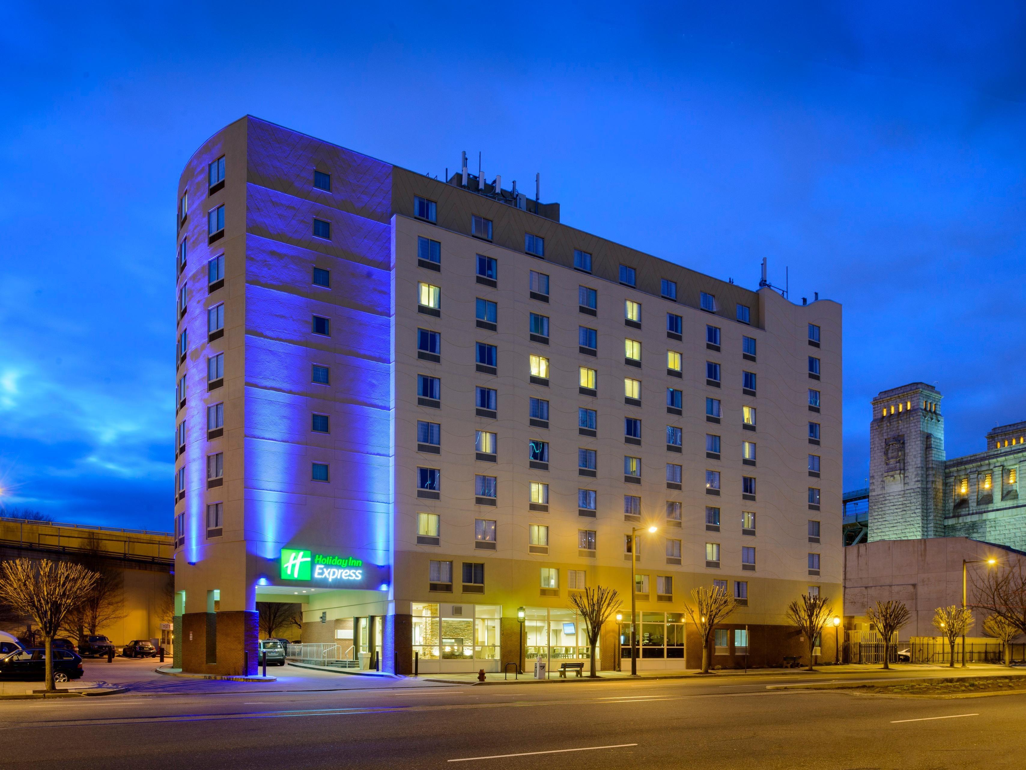 ВЗамоскворечье построили отель «Holiday inn Express»