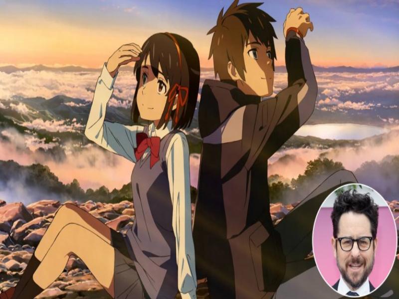 Джей Джей Абрамс снимет фильм по аниме «Твое имя»