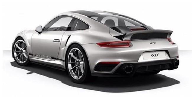 Дизайнеры представили рендер Порше 911 GT2 RS «Touring Package»