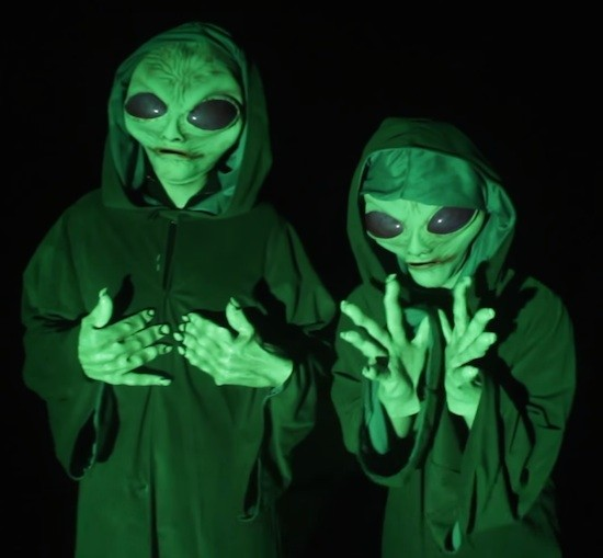 Разумных пришельцев несуществует— Ученые