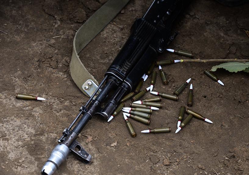 ВАмурской области военный расстрелял пятерых сослуживцев, трое убиты