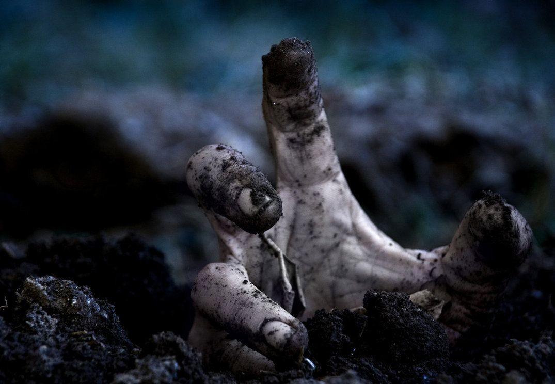 ВБразилии мужчина был шокирован встречей сживым зомби