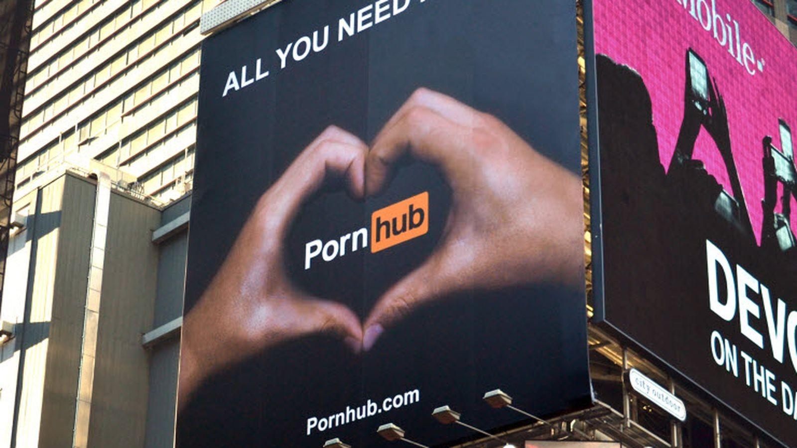 Pornhub внедрил ряд определённых функций для слепых пользователей