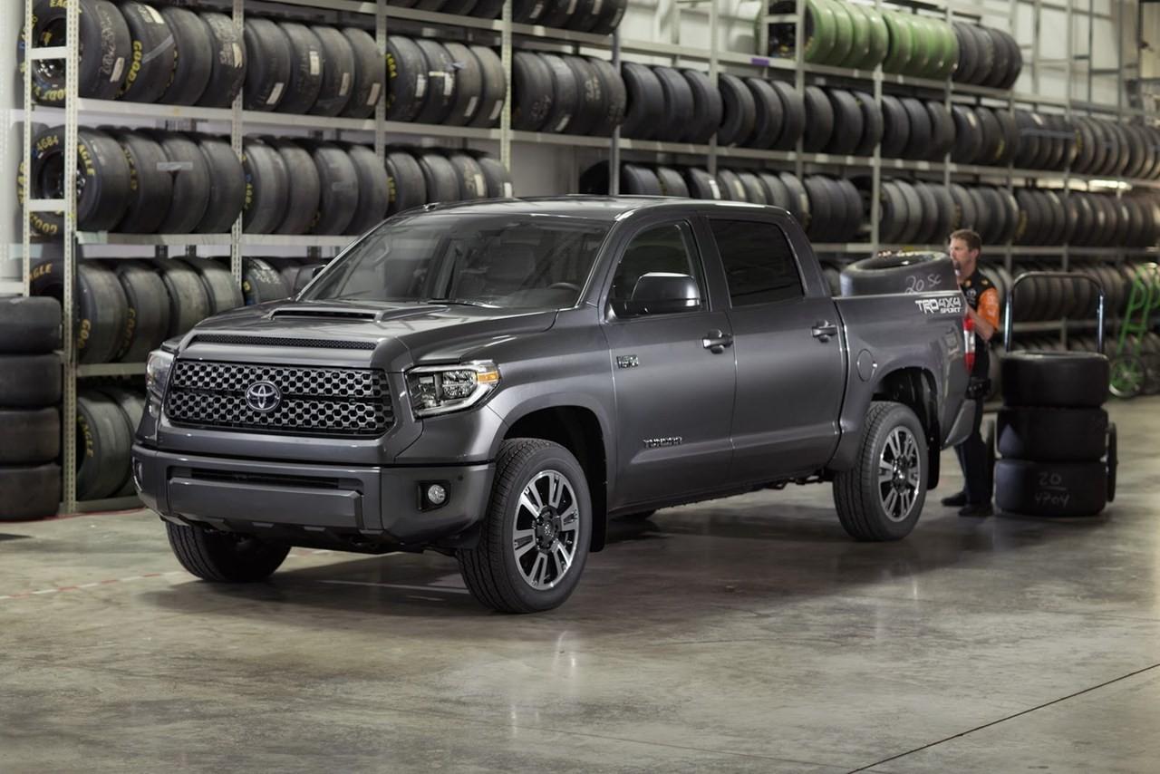 Тойота обновит для США джипы ипикапы рестайлингом