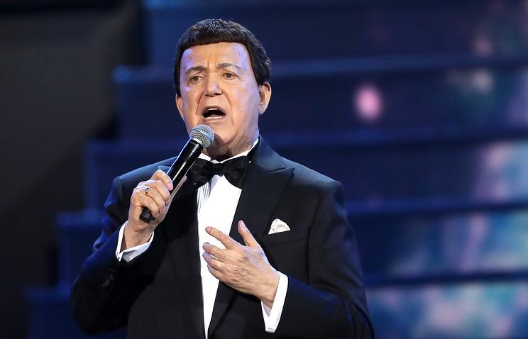 Кобзон стал почетным руководителем детской музыкальной академии в«столице ДНР»