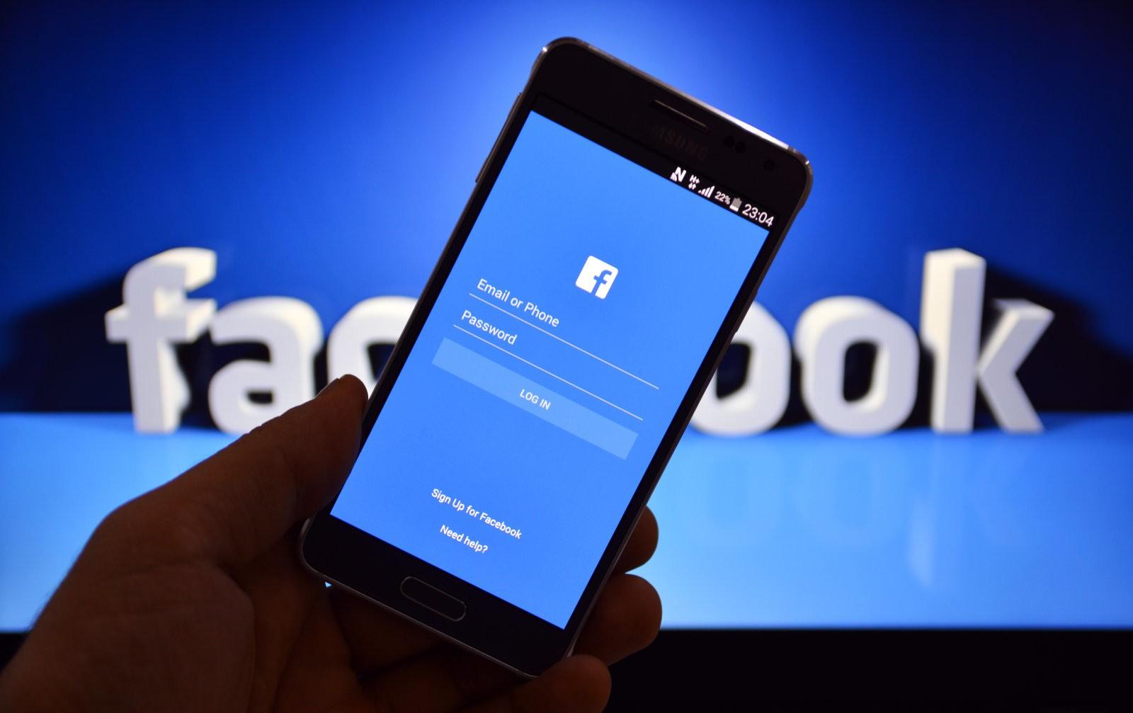 Фейсбук  может обзавестись технологией распознавания лиц