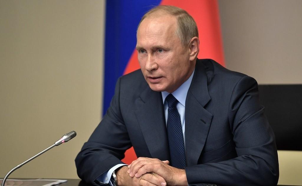 Путин поздравил Абхазию сДнем независимости республики
