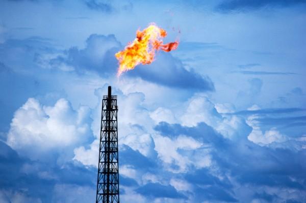 Добыча газа в России увеличилась на 12,6%
