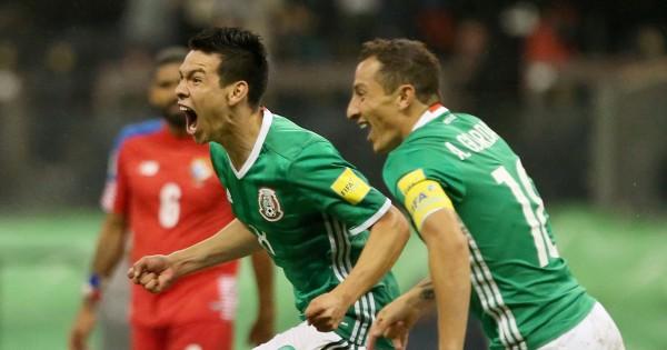 Мексика стала пятым участником ЧМ-2018 по футболу