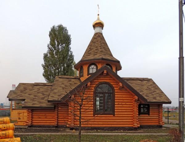 В Самаре на Хлебной площади возведут новый храм