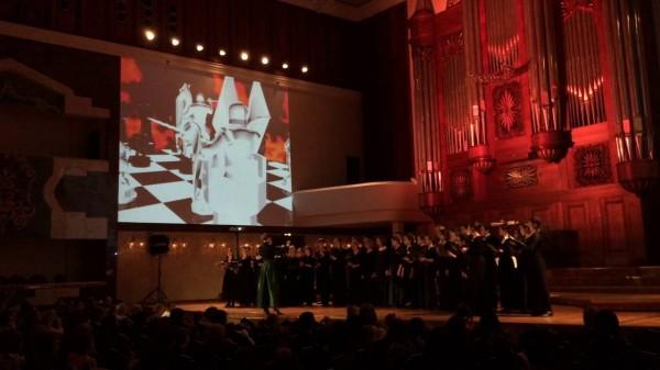 Тамбовский хор представит мессу «Вооруженный человек» 14 сентября