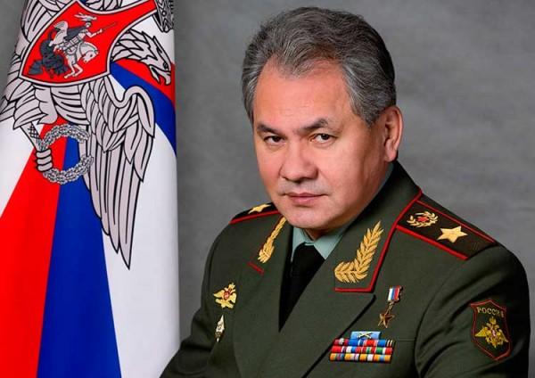 Шойгу доложил Путину о деблокировании сирийского Дейр-эз-Зора
