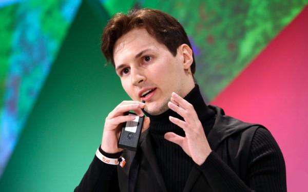 Дуров рассказал о давлении со стороны ФБР
