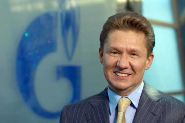 «Газпром» намеревается увеличить экспорт газа