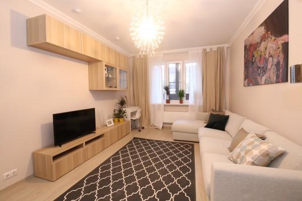 Власти Москвы изменили отделку квартир по программе реновации