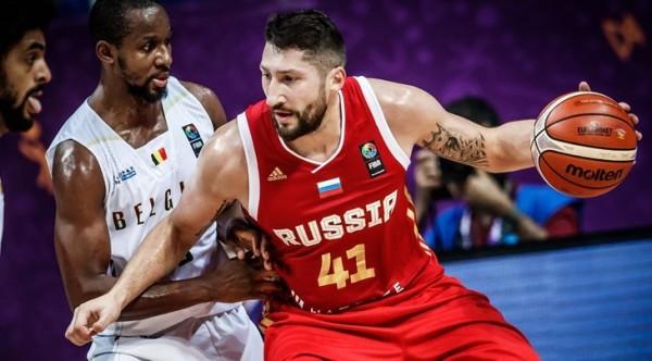 Россия сыграет против Хорватии в 1/8 финала Евробаскета