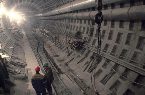 В Москве достроили первый участок Третьего пересадочного контура метрополитена