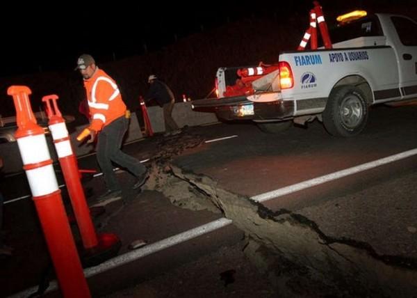 Число жертв землетрясения в Мексике возросло до 32 человек