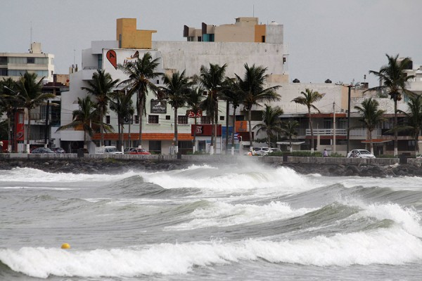 Карибскому урагану «Хосе» присвоили 4-ю категорию