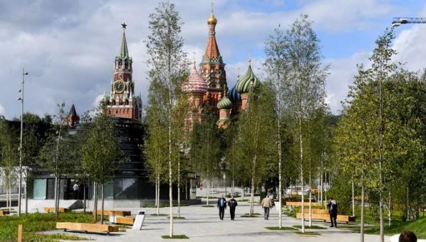 Строительство «Зарядья» обошлось Москве в 14 млрд рублей