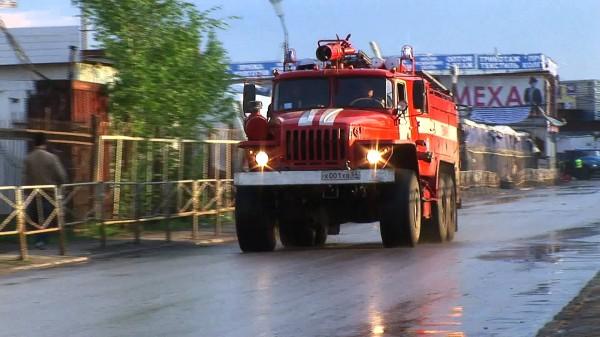 В Барнауле произошел взрыв на подстанции