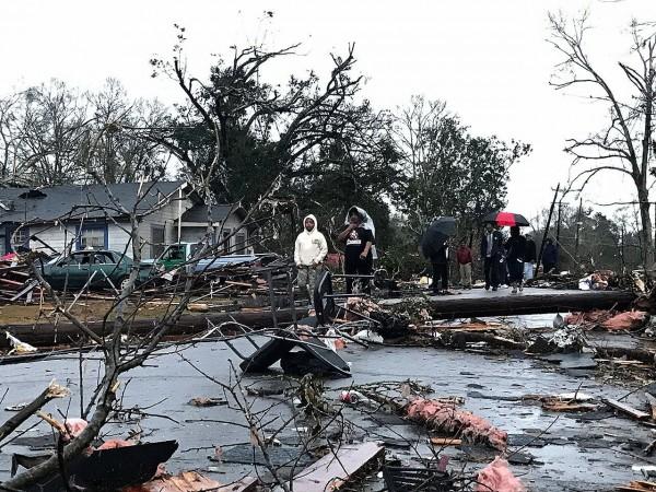 Самый мощный удар урагана «Ирма» обрушится на Санкт-Петербург