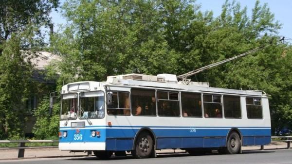 В Нижнем Новгороде неизвестный взял в заложники водителя троллейбуса
