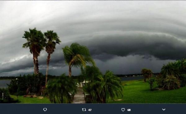 Ураган «Ирма» достиг южной части Флориды