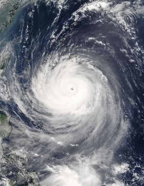 На Приморье может обрушиться тайфун «Талим»