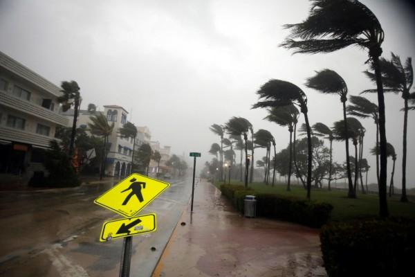 Ураган «Ирма» унес жизни четверых жителей Флориды