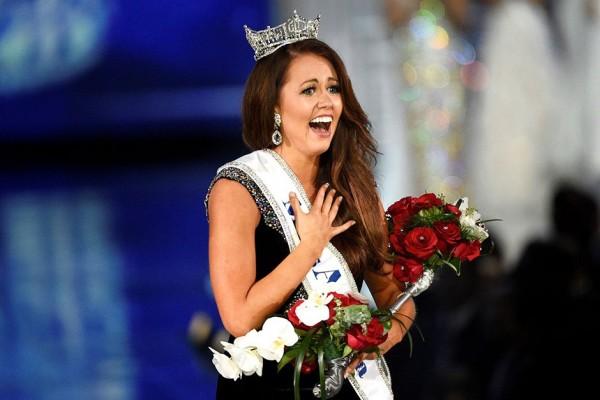 Впервые «Мисс Америкой» стала представительница Северной Дакоты