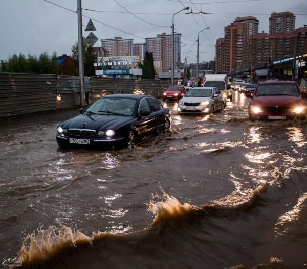 В Уфе ущерб от ливня 4 сентября составил 41,6 млн рублей