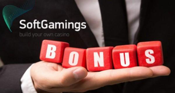 SoftGamings выпустила новое решение для казино BonusSystem