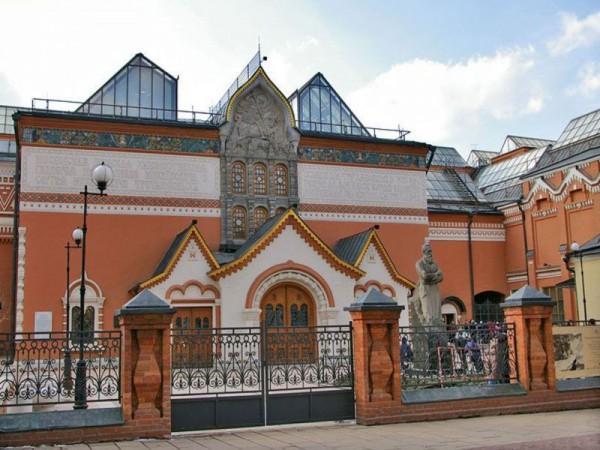 В Третьяковской галерее открылась выставка «Москва сквозь века»