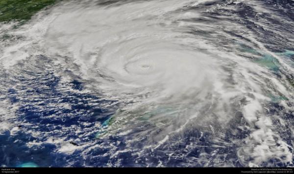 Из-за урагана «Ирма» почти 6,5 млн жителей Флориды остались без электричества