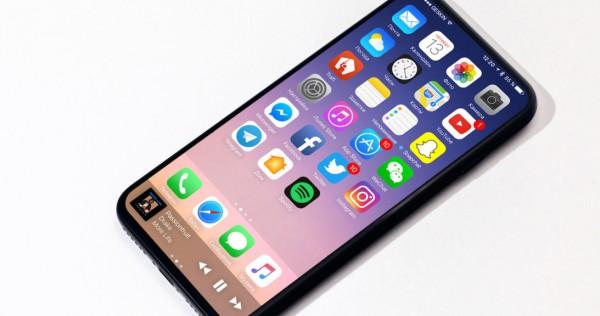Выход iPhone 8 обрушил акции Apple