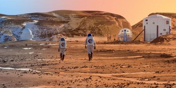 NASA:  Первый полет человека на Марс состоится в ближайшие 20 лет