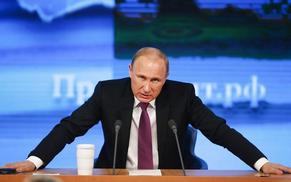 Журнал Focus назвал оскорбление Путина «ироничной игрой слов»