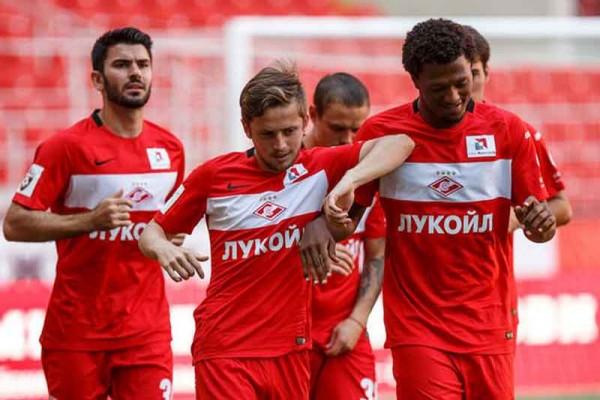 В Юношеской лиге УЕФА «Спартак» проиграл «Марибору»