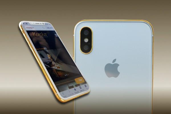 В новый iPhone 8 Plus будет встроена функция дополнительной реальности