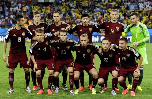 Сборная России опустилась в рейтинге FIFA на 64 место