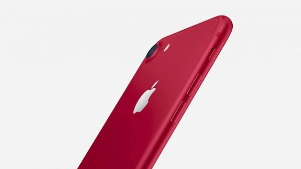 В России красные iPhone исчезли из продажи