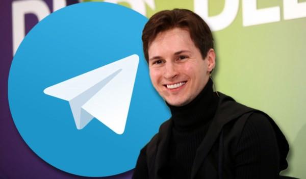 Дуров: Сбои в работе Telegram произошли из-за высокой активности пользователей